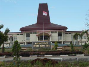 Bupati's office - Sumba Barat Daya, NTT