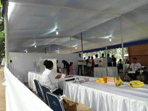 Polling station Menteng