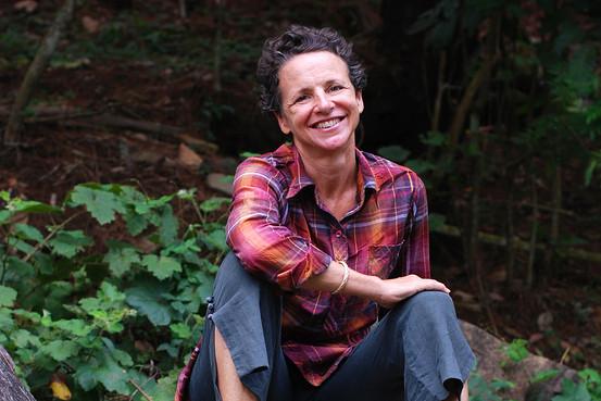 Elizabeth Pisani, author of Indonesia Etc. - Photo by Melanie Whitmarsh