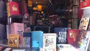 Indonesia Etc in the Panta Rhei Bookshop, Madrid