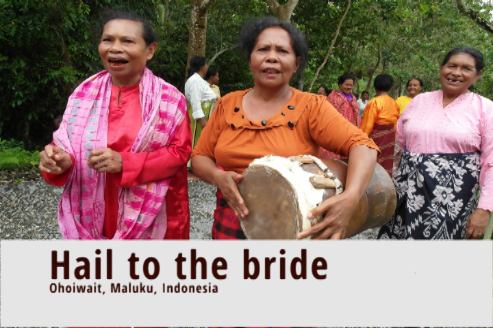 Hail to the Bride: an Indonesian village welcomes the newlyweds