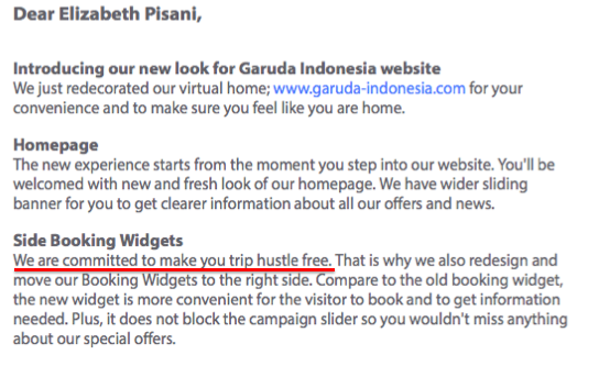 Hustle-free Garuda