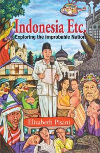 Indonesian English edition of Indonesia Etc by Elizabeth Pisani