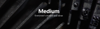 Medium.com logo - Elizabeth Pisani - Elections in an envelope