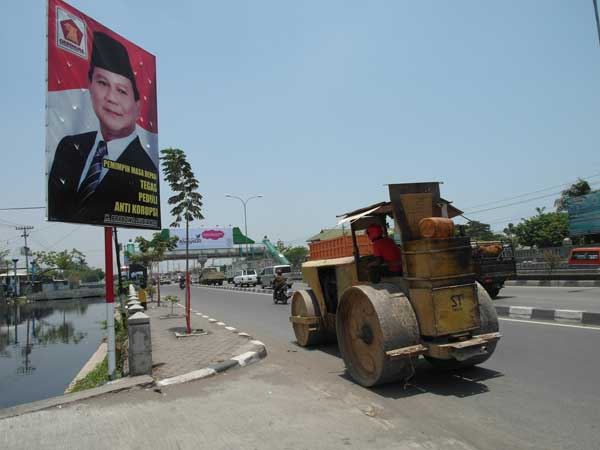 The Prabowo Steam Roller